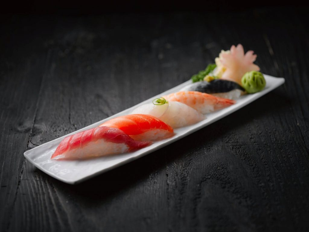 interesting facts about sushi and nigri