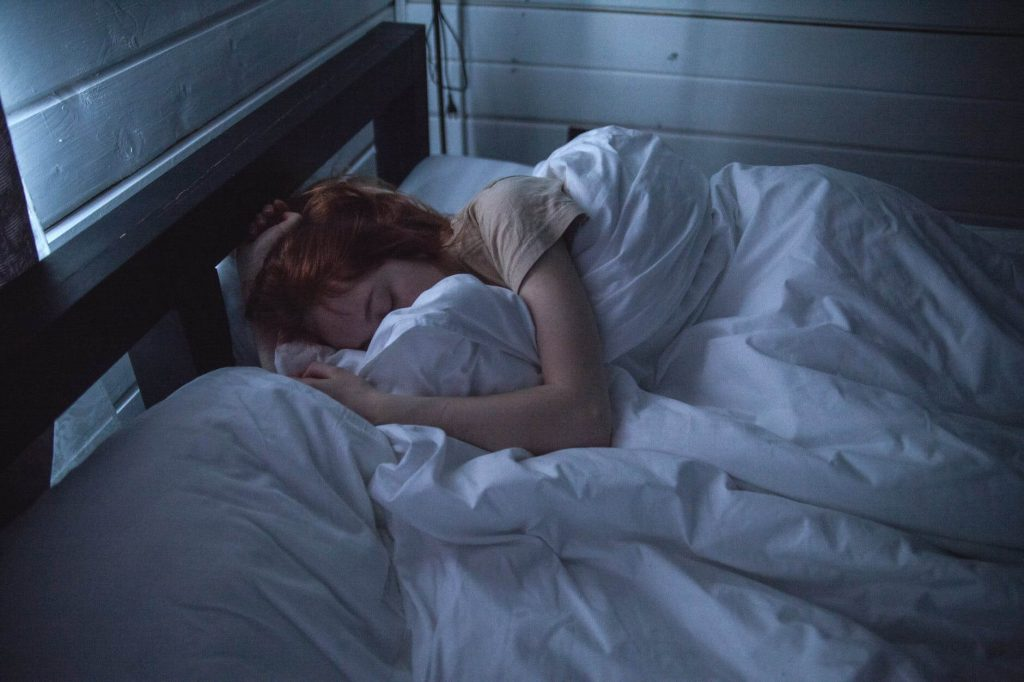 Nightmares happen during REM sleep- facts about nightmares