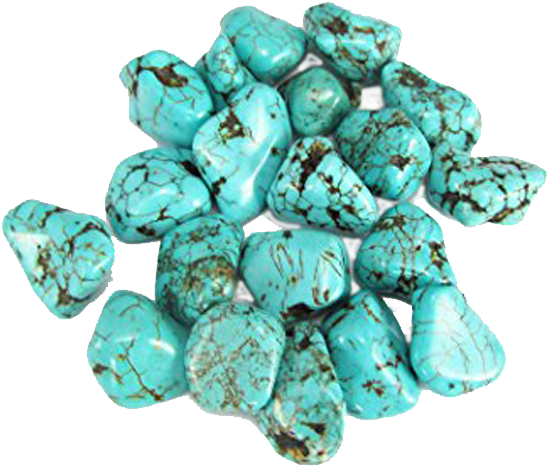 Since ancient times, people believe in the healing and protecting powers of turquoise as well as its tranquil energy and association with enduring love.