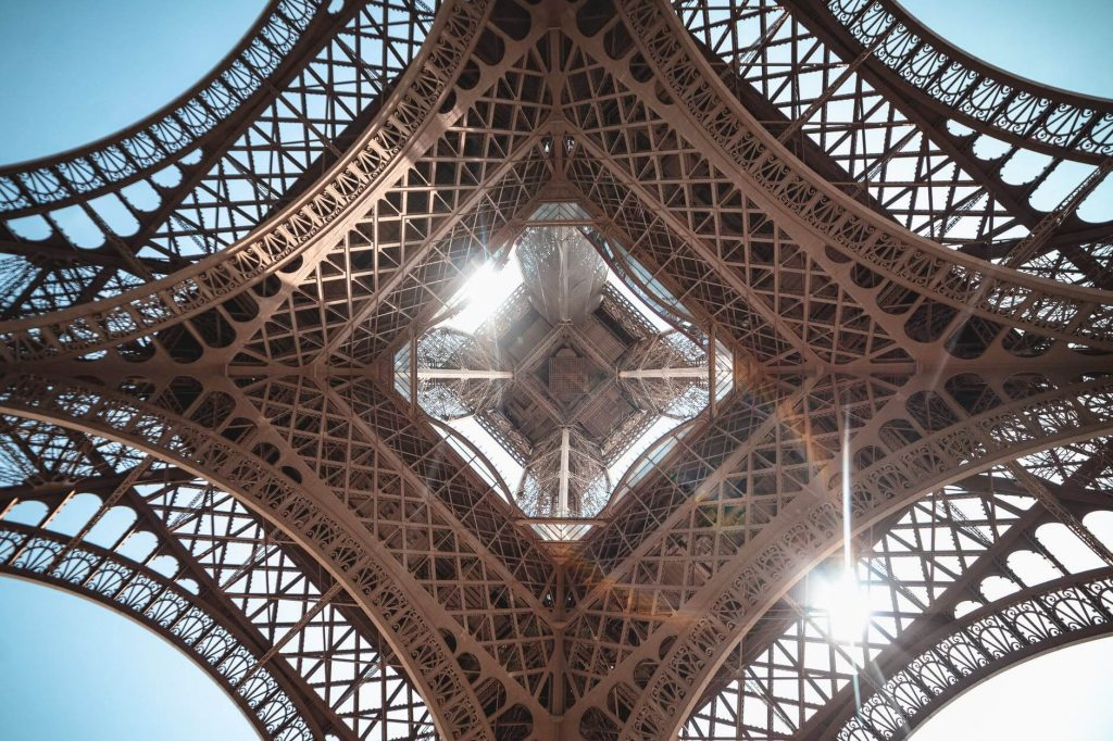 This was not Gustave Eiffel who designed this iconic monument