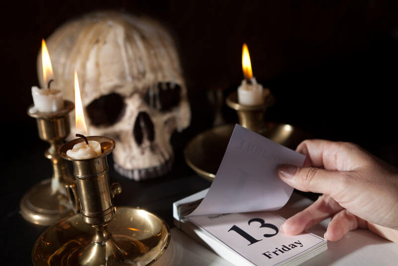 Call it fact or coincidence, some of notorious serial killers had 13 letters in their name.