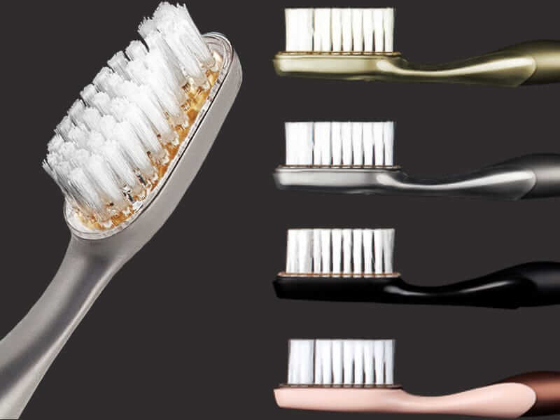 Reinast Luxury Toothbrush is the World's most expensive toothbrush!