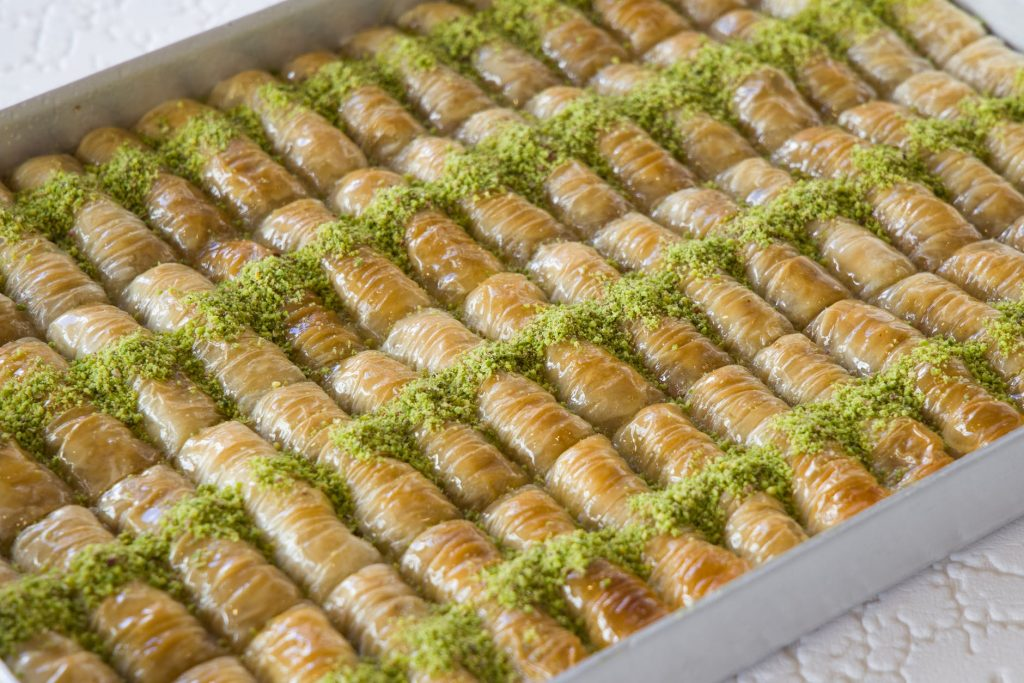 what's the ideal baklava or what makes it ideal